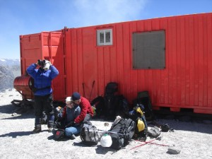 Tejos is located to 5800 m.a.s.l.